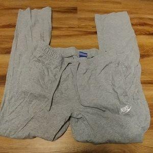 Nike Pants - 2/$40 Nike gray pants with pockets size small